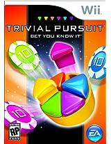 Trivial Pursuit Bet You Know It-Nla