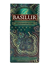Basilur Oriental Collection Loose Tea Packet, Moroccan Mint, 100g