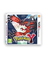 Pokemon Y (Nintendo 3DS) (NTSC)