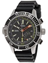 Timex Intelligent Quartz Chronograph Black Dial Men's Watch - T2N810