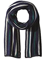 Haggar Men's Striped Scarf