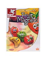 ToyKraft Fruit Magnets