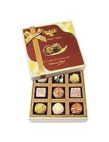 9pc Admiring Choco Treat - Chocholik Belgium Chocolates