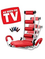 AB CARE TWISTER ROCKET WITH 3 RESISTANCE BAND & VCD OF WORKOUT (IMPORTED)