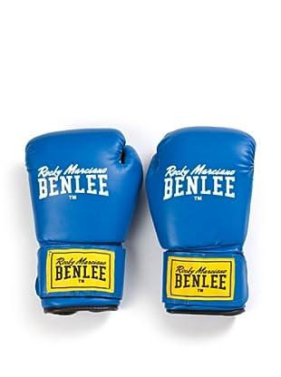 Benlee Guantes Pu Training Rodney (Azul / Negro)