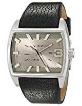 Diesel Fleet Analog Silver Dial Men's Watch - DZ1674