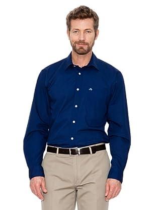 Cortefiel Camisa Lisa (Azulón)