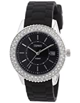 Esprit Three Hands Analog Black Dial Women's Watch ES106212001