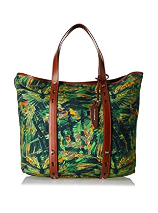 Borbonese Shopper 92H Canvas Jungle