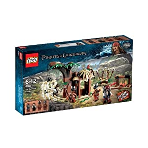 レゴパイレーツ(海賊)シリーズから海兵隊の砦 6242の写真