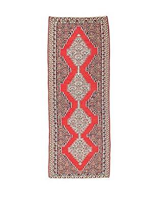 RugSense Alfombra Persian Senneh Rojo/Multicolor 293 x 90 cm