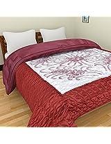 Anvi Impex Jaipuri Multipurpose Double Blanket, Multicolor