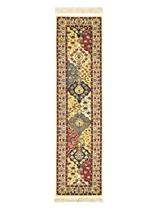 Royale Rug, Light Gold, 2' x 7' 5