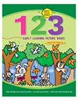 Parragon Gold Stars 123 Early Learning Picture Book