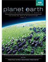 Planet Earth Disc 1 - From Pole to Pole, Mountains, Fresh Water