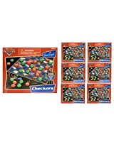 Disney Cars Checkers Game x 6 boxes