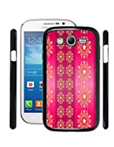 Fuson 2D Printed Colour Pattern Designer Back Case Cover for Samsung galaxy Grand Neo - D805