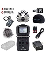 Zoom H5 Handy Portable Stereo Recorder & APH-5 Accessory Pack - Bundle