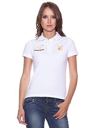 Polo Club Poloshirt New York (Weiß)