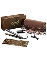 Ghd Professional Limited Edition Professional Gold Styler with Heat Resistant Styler Bag Boho Chic 1 Inch