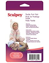 Sculpey Push Mold - Infant Doll