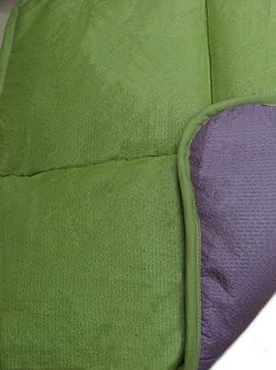 Pikolin Relleno Nórdico Reversible 300 grs. (púrpura / verde)