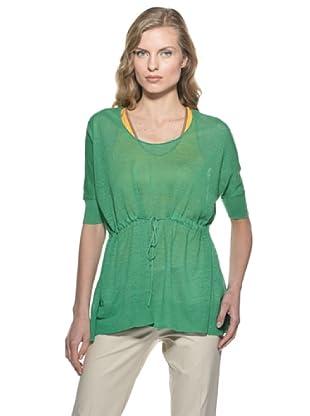 Stefanel Pullover Oversize (Grün)