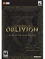 The Elder Scrolls IV: Oblivion - Game of the Year Edition (PC)