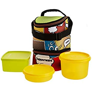 Tupperware Trendy Cool N Fab Lunch with Bag