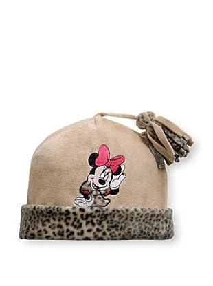 Disney Mädchen Mütze (Beige)