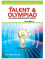 BMA's Talent & Olympiad Exams Resource Book for Class 10