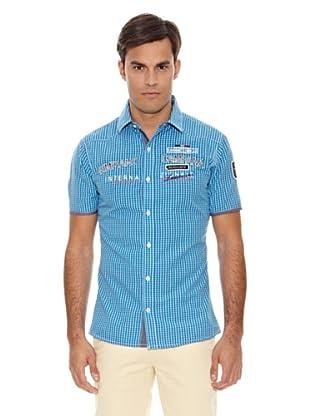 Bendorff Camisa Steeven (Turquesa)