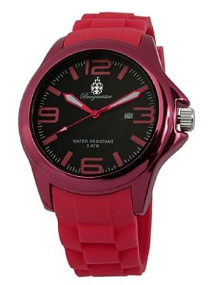 Burgmeister Damen-Armbanduhr XL Analog Quarz Silikon BM166-044