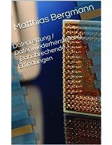 Datenrettung / Datenwiederherstellung - Bahnbrechende Erfindungen (German Edition)