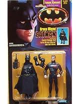 Kenner BATMAN DARK KNIGHT BRUCE WAYNE Quick Change Figure