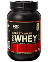 Optimum Nutrition 100% Whey Gold Standard - 2 lbs (Double Rich Chocolate)