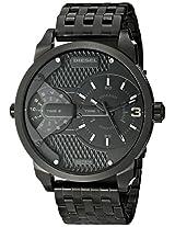 Diesel The Daddie Analog Black Dial Men's Watch - DZ7316