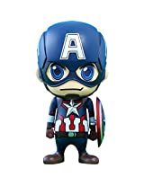 Avengers Age Of Ultron Hot Toys Cosbaby Figure Series 1 Captain America