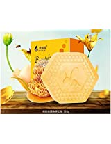 Propolis Blackhead Remover Deep Cleansers Soap Face Care Skin Treatment Acne Pimples Whitening Pore Cleanser Peeling 120g