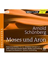 Schonberg: Moses Und Aron [Sylvain Cambreling] [Hanssler: 93.314]