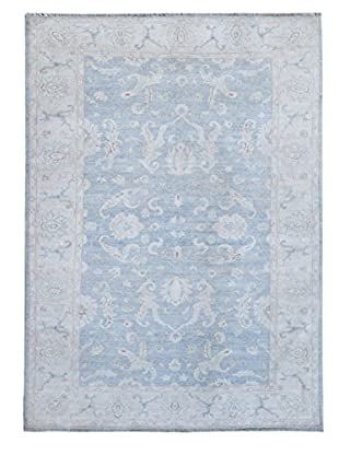 Kalaty One-of-a-Kind Pak Rug, Blue, 4' 11