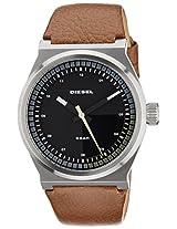 Diesel Analog Black Dial Men's Watch - DZ1561