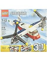 LEGO Creator 31020 Twinblade Adventures