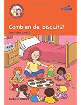 Combien de Biscuits? (How Many Biscuits?): Part 1 Unit 3: Luc et Sophie French Storybook