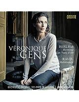 Berlioz/ Ravel: Veronique Gens (Herminie/ Nuits/ Sheherazade) (Ondine: ODE 1200-2)