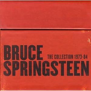 【クリックで詳細表示】Bruce Springsteen : Bruce Springsteen The Collection 1973-84 - ミュージック
