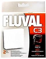 Hagen Fluval C3 Poly Foam Pad, 2 Pieces