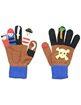 Kidorable Little Boys' Pirate Gloves