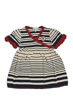 My Doll Kleid Marine (Blau/Weiß/Rot)