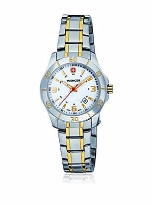 Wenger Reloj 20704960 Blanco/Oro